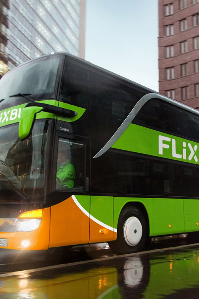 BOOK YOUR HOLIDAY TRAVELING WITH FLIXBUS AND WE WILL GIVE YOU THE TRIP<